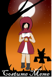 Little Red Riding Mimi by bean5011