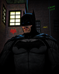 Batman: Crime Alley by tkdrobert