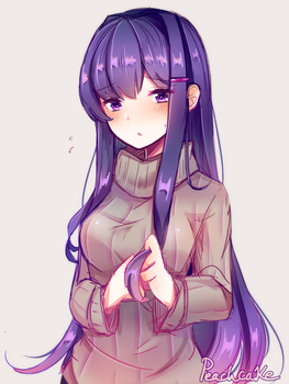 more yuri by PeachCak3