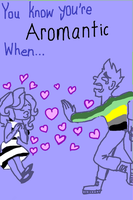 You know you're aromantic when... by NocturnalScribe