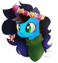 Cute Butterfly  by SaraMicro