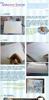 Watercolor Tutorial: All for Earth's Colors by Xeohe