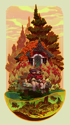 Cozy Autumn by Astral-Requin