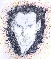 My Doctor, Nine (Christopher Eccleston) by lisathegeekmom
