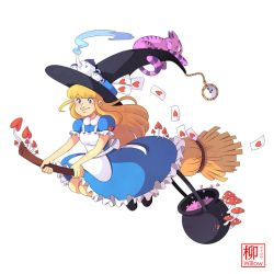 Alice the little witch by Willow-San