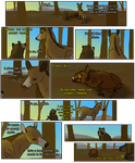 The Warrior's Death by Songdog-StrayFang
