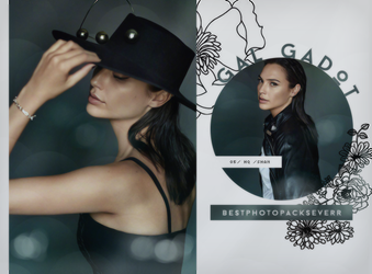 Photopack 27602 - Gal Gadot by southsidepngs