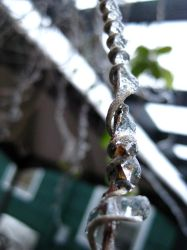 Icy Spiral by DanikaMilles