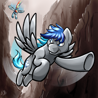 Commission - Fly Away P3 by Rattlesire