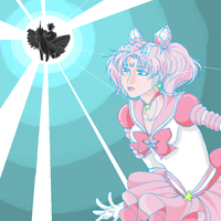 shine from Elysion by the-pink-angel