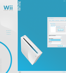Wii White VS by tienano