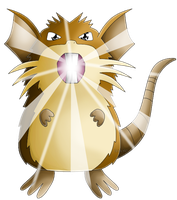 Pokedex #020: Raticate: Super Fang