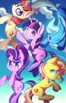 Magic Overload by kawaiipony2