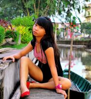 In an evening.... 2 by banditkecil