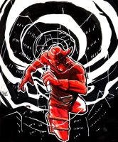 daredevil by Robbi462