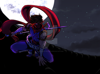 STRIDER HIRYU by Emeraldstarlights
