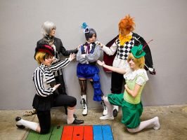 Circus by Ellyana-cosplay