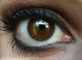 Brown Eyess by Butthead483