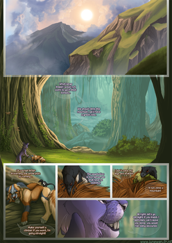 The spirit of Ethil P17 by Lunewen