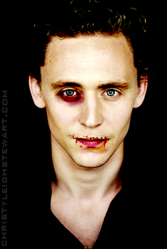 Loki Frees His Mouth by ChristyLeighStewart