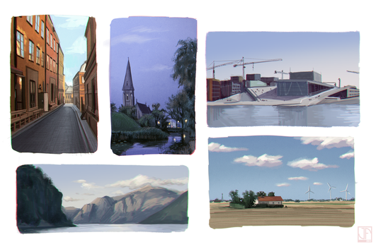 Environment Studies by joifish