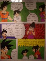 Gotta Love Gohan page 3 by BobsCookie